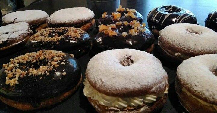 Donuts Artesanos Sin Gluten